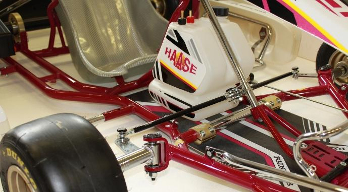 Haase kart chassis